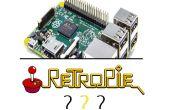 Raspberry Pi 2 et RetroPie