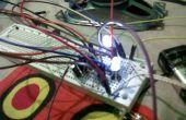 Simple LED de roue pour vélo roue