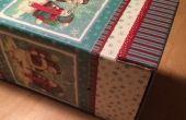 Boîte aux lettres de bricolage Noël