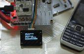 Construire une horloge de réseau (NCLK) avec Microduino-RTC