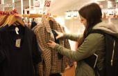 Comment enregistrer des vêtements ou des articles pour vous-même, aussi longtemps que vous allez faire du shopping !