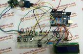 Système d'alarme de température des fumées infrarouge corps humain avec Arduino
