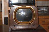 Sauver un meuble TV vintage
