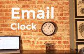 Courriel vérification horloge avec Arduino Yun et comment retourner des E-mails non lus sous forme d'entier.