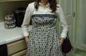 Vieille robe à nouveau tablier