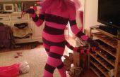 Costume de chat du Cheshire