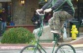 RALLONGE de tige de guidon (bicyclette)