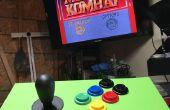 Hacking SNES touches pour faire des contrôleurs de Style Arcade pour Retropie