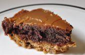 """Cookie """"brownie"""" Pie"""