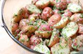 Recette de salade de pommes de terre aux fines herbes