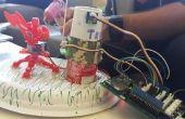 3-d imprimé bois-Jack Robot