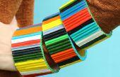 Recyclés Magazine Bracelets
