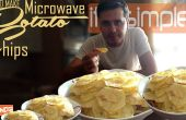 Croustilles de micro-onde