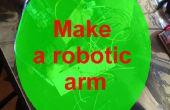 Faire un bras robotisé