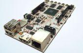 PcDuino 1 l'Acadie est un Freescale i.MX6 Quad Development Board avec Arduino Headers