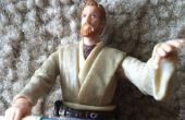Comment faire des sabres laser pour vos figurines Starwars