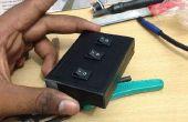 Boîte simple petit interrupteur pour projets électroniques bricolage-Mini DV Cassette Hack