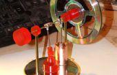 Un projet de moteur Stirling