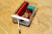 Comment faire pour créer une lampe de poche LED rechargeable