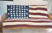 Couverture de drapeau américain