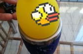 FlappyBird avec un ballon, de contrôler l'utilisation baromètre Arduino capteur d'entrée
