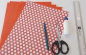 Idées de projets DIY : Comment faire un livre d'Origami modulaire Mini