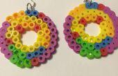 Boucles d'oreilles inspirées de Rainbow