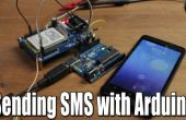 Envoi de SMS avec Arduino || TC35 Module GSM