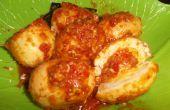 Balado des œufs spéciaux d'Indonésie