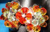 Faire une éblouissante bague en cristal papillon