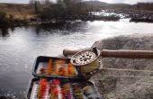 Pêche Casting conseils pour débutant à la mouche
