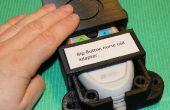 Appel infirmière hôpital géant bouton 3D imprimé
