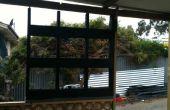 Jardin de palette verticale