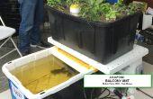 SENSOR SET & TESTING croquis--pour aquaponique balcon jardin