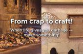 De la merde de Craft - comment tirer parti des désavantages