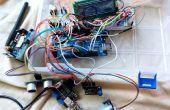 La surveillance de la qualité de l'eau et le système de Notification en utilisant Arduino basé système GSM.