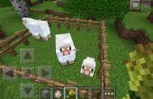 Comment se reproduisent les animaux dans Minecraft