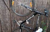 Bicycle rack de montage mural (impression 3D)