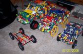 Mes véhicules knex