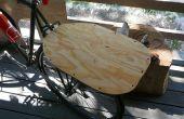 Extrêmement simple et facile de vélo rack plat