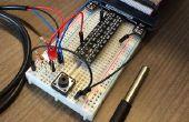 Projet IoT 101 : Température de votre Pi framboise