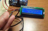 Mostrar Temperatura fr affichage con Termistor y Arduino