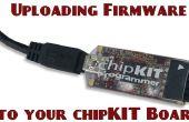 Téléchargement de Firmware pour vos planches chipKIT