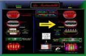 CLIGNOTANT LED RGB d'urgence