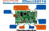 Carte K40 de Chine Laser Aux déclenchement sortie M2Nano
