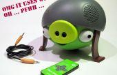 Audio Via construit en Bluetooth pour tout système d'enceintes