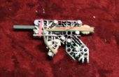Les mini pistolet de bastien