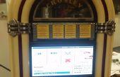 Jukebox de Pandore framboise pi