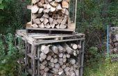 Le système de manutention facile du bois de chauffage de REDNECK ultime (URFEHS)