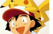 Costumes de cendres et de Pikachu (Pokemon)